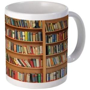 books_on_bookshelf_mug
