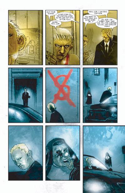Fell - pagina com 9 quadros