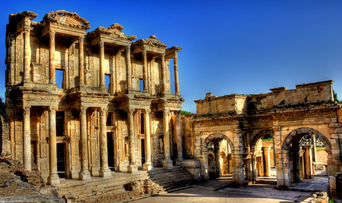 10 bibliotecas mais importantes da antiguidade