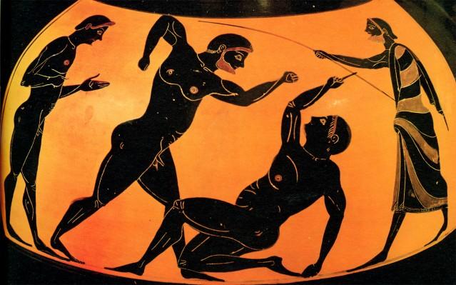 greek games