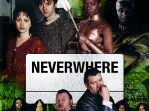 A minissérie de TV Neverwhere foi exibida em 1996, na BBC.