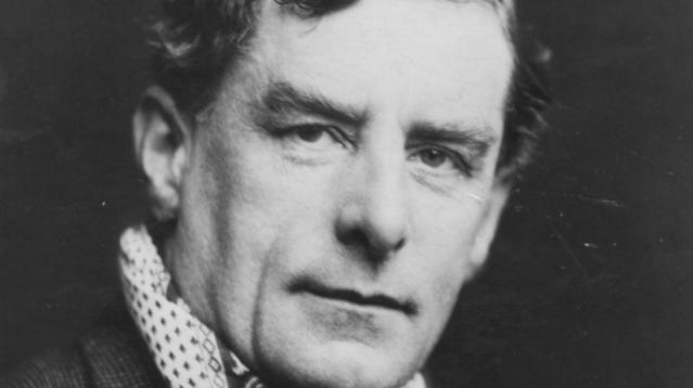 O pintor inglês Walter Sickert (1860 – 1942)