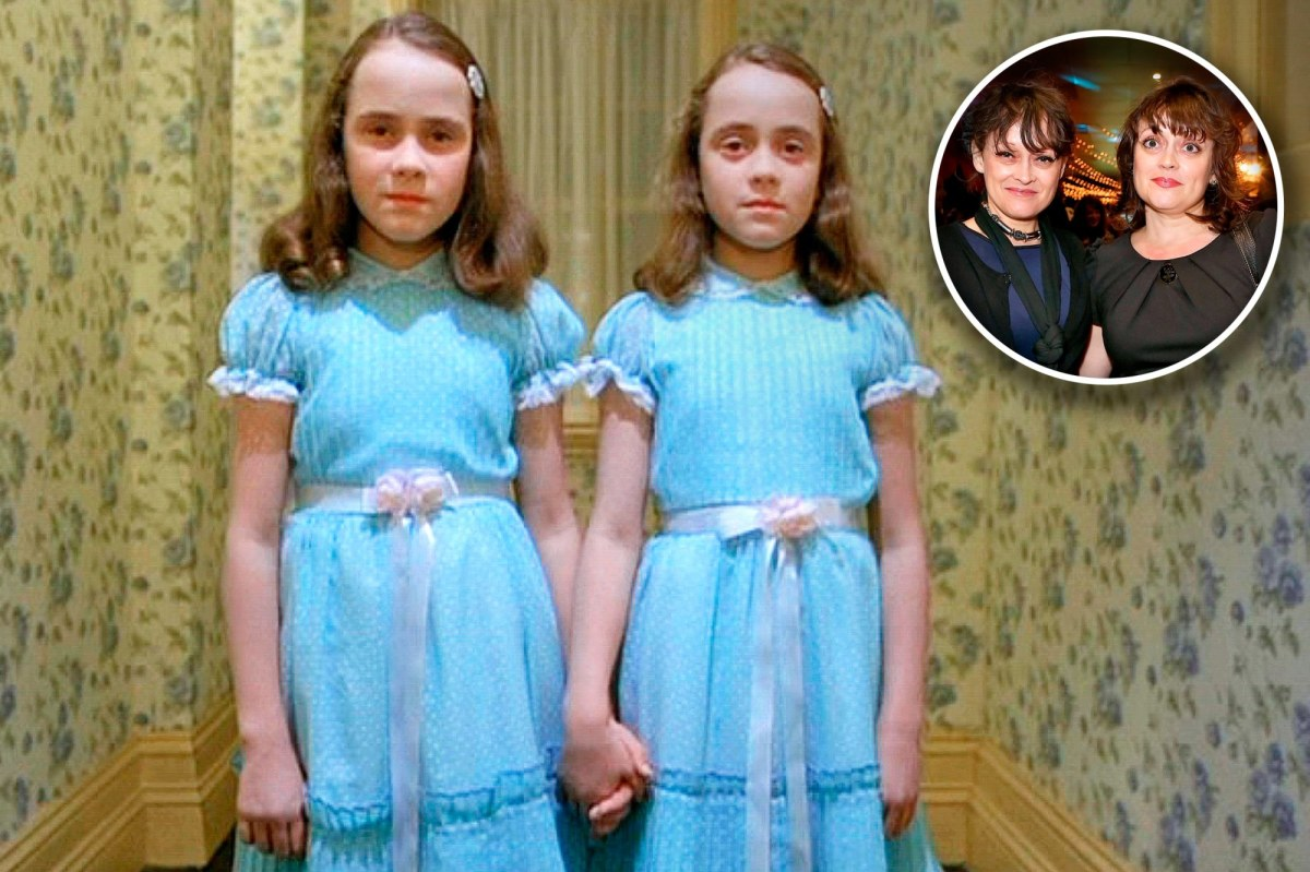 Gêmeas de O Iluminado falam sobre a filmagem do clássico
