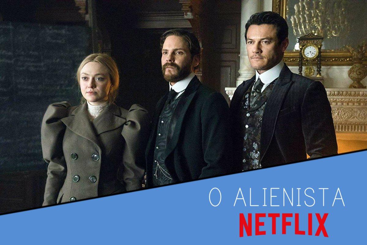 O Alienista, uma série para se apaixonar